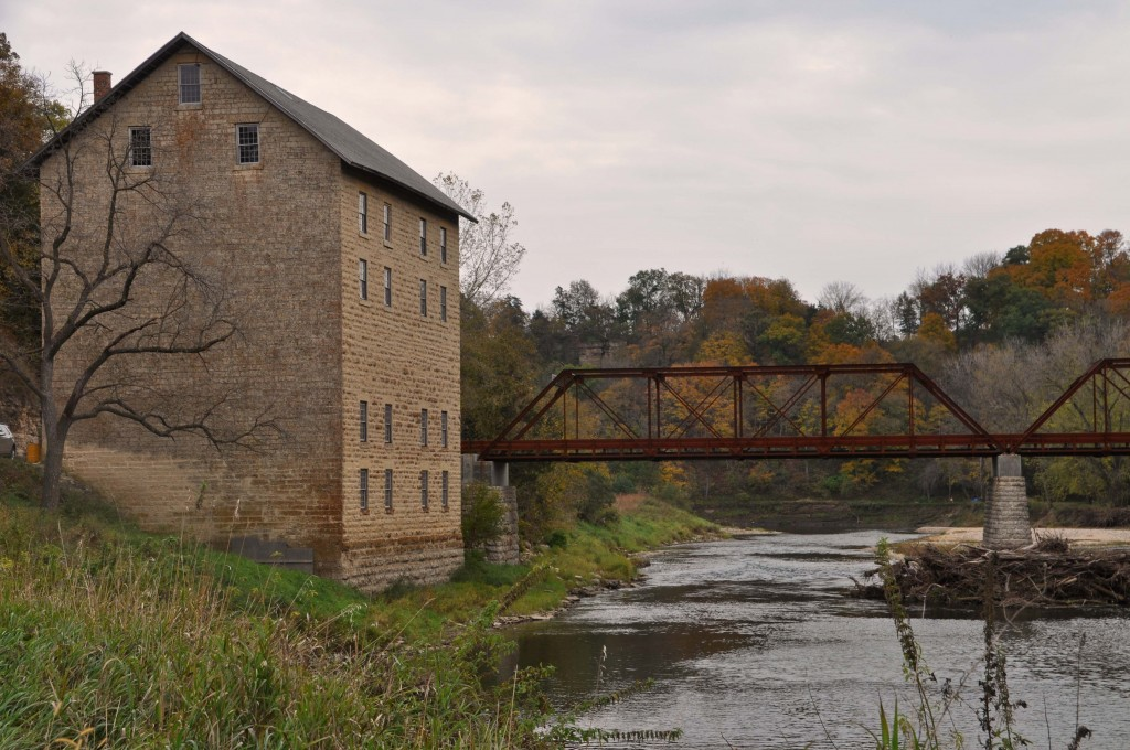Motor Mill, Elkader Iowa